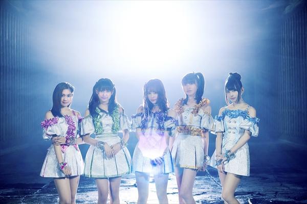 特典は全100種類のVR映像!マジカル・パンチライン 1stシングル 8・9発売