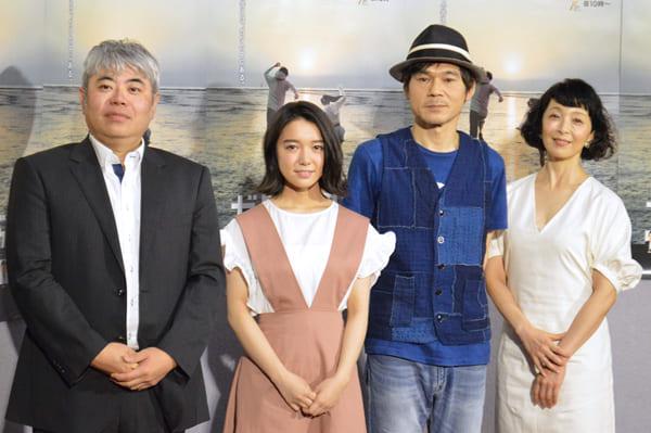上白石萌音、タイのイケメン俳優との共演に「出会えてよかった!」