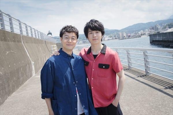 村井良大&佐藤貴史の旅番組『僕たちの小トリップ』第2弾7・19放送!DVD発売イベントも開催決定