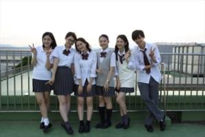 映画『ハローグッバイ』萩原みのり、小笠原海(超特急)らの仲良しショット解禁!