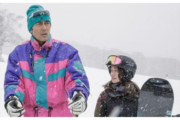 阿部寛、大倉忠義、大島優子着用スキーウェアが見られる!「疾風ロンド」衣装展開催