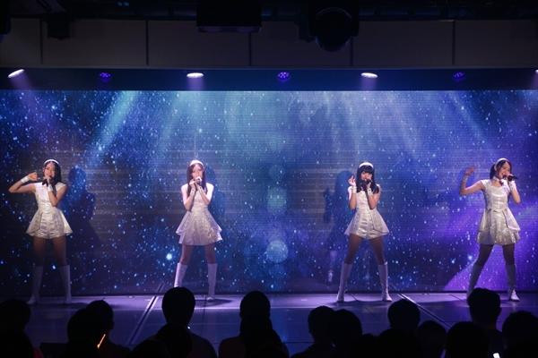 <p>NGT48「誇りの丘」公演©AKS</p>