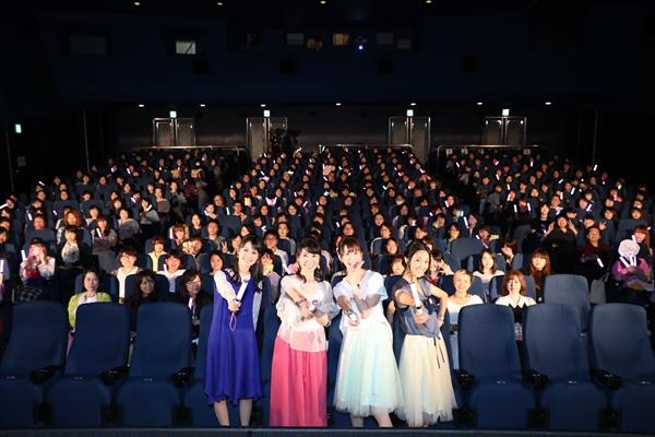 「美少女戦士セーラームーンCrystal」第4期は劇場アニメ前後編!応援上映&SPトークイベントで発表