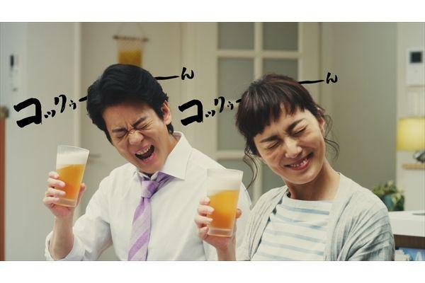 唐沢寿明、板谷由夏がおしどり夫婦に!「頂〈いただき〉」新CMオンエア中