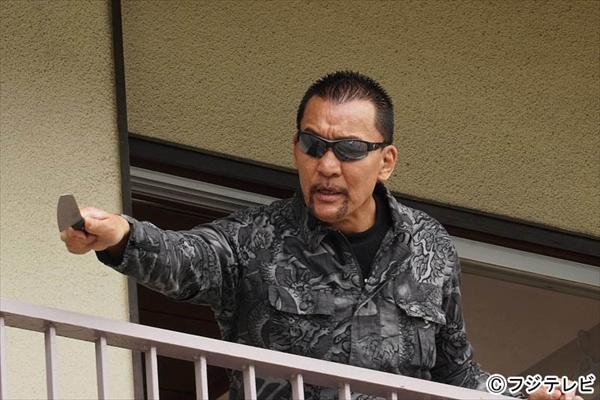 蝶野正洋、立てこもり犯役は「やりやすかった(笑)」『警視庁いきもの係』にゲスト出演