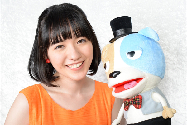 注目の若手女優・小島藤子が映画情報番組でMCに初挑戦