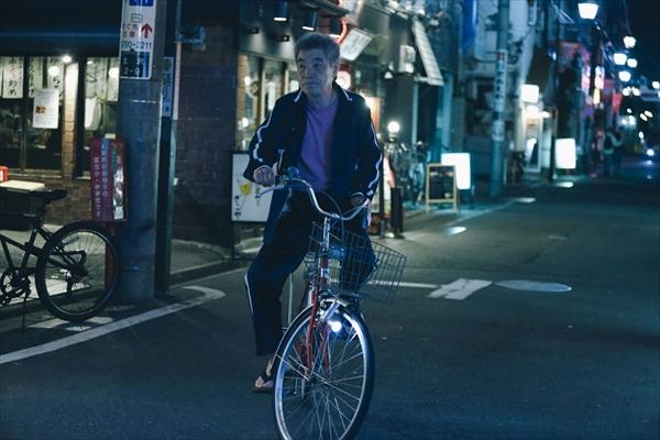 『下北沢ダイハード』ED曲は雨のパレード!ED映像では柄本明が自転車で下北沢をブラブラ