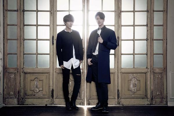 ユナク&ソンジェ from 超新星、2ndアルバム発売決定