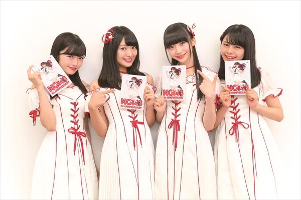 ジャケットはラムちゃん!「NGT48 1st Anniversary」DVD&BD発売