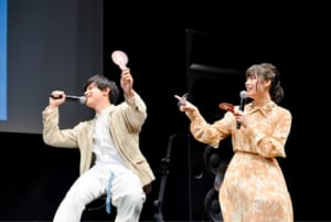 dTV「銀魂-ミツバ篇-」トークショー
