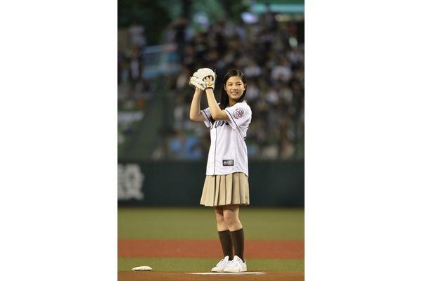 石井杏奈「野球を好きな皆さんにも『ここさけ』を見ていただけたら」