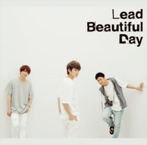 Lead「Beautiful Day」初回盤A