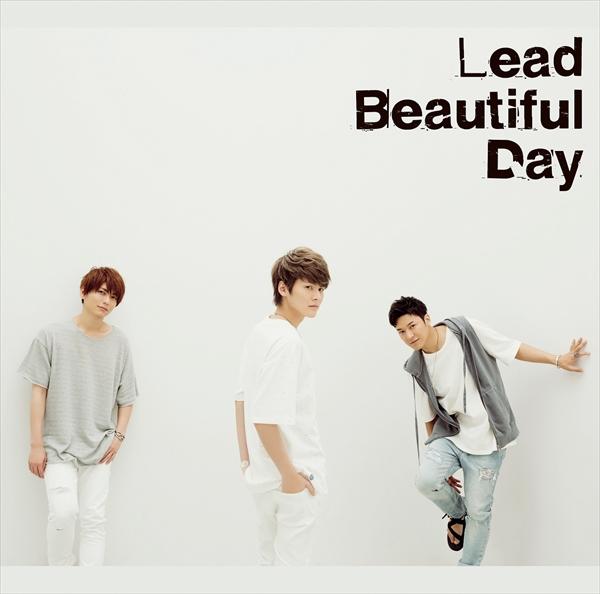 <p>Lead「Beautiful Day」初回盤A</p>