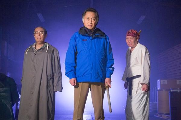 特典映像がたっぷり!『三匹のおっさん3』DVD-BOX 7・19発売