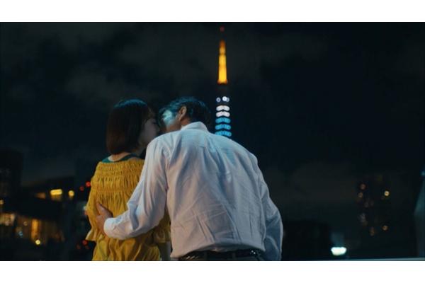 渡部篤郎×飯豊まりえの禁断シーン公開!「パパ活」第1~4話無料配信
