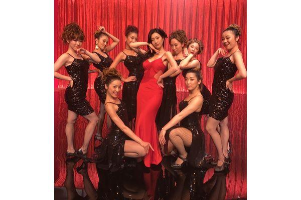 壇蜜が妄想ミュージカルでセクシーダンスを披露!『ウチの夫は仕事ができない』