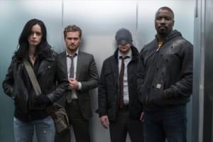 「Marvel ザ・ディフェンダーズ」