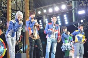 「テレビ朝日・六本木ヒルズ 夏祭り SUMMER STATION」