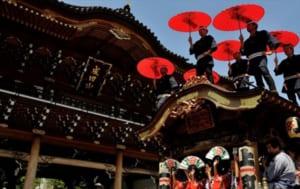 「成田祇園祭」