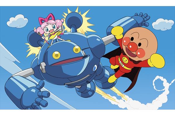 波瑠&中川家がゲスト出演『アンパンマン おもちゃの星のナンダとルンダ』Huluで8・1から独占配信