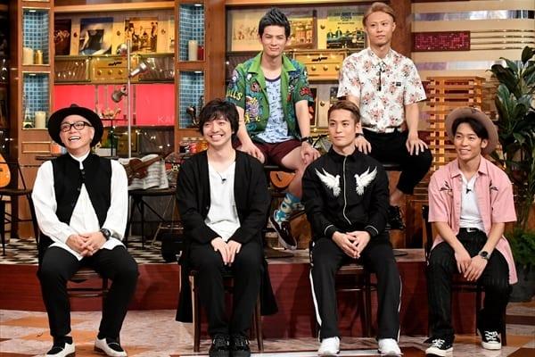 三浦大知が関ジャニ∞と「EXCITE」をセッション!7・30『関ジャム 完全燃SHOW』