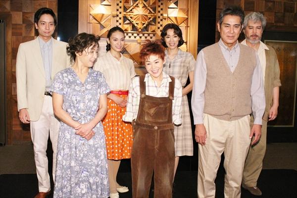 中山優馬、大竹しのぶは「少女のような方」ミュージカル『にんじん』上演中
