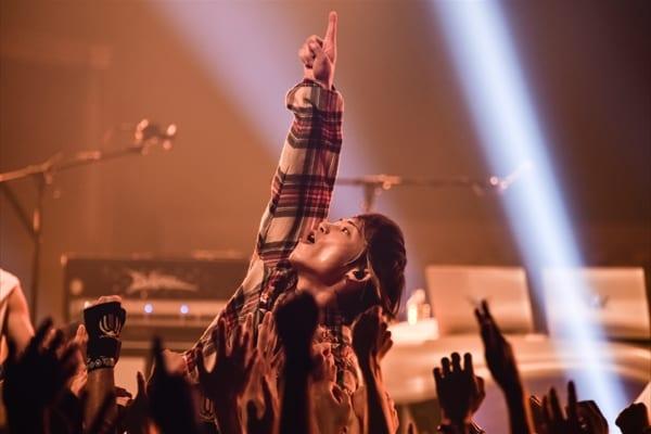 UVERworldの熱狂ライブ Huluで8・11配信「TOKYO BEAT FLICK」第3弾