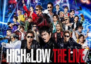 「HiGH&LOW THE LIVE」
