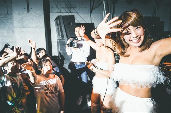 <p>グラドルが踊り乱れるイベントが再び!8・29「NUDE vol.2」開催決定</p>