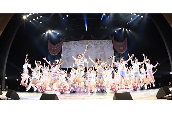 佐賀県代表・川原美咲が初登場!AKB48チーム8『エイトの日』【昼公演】レポート