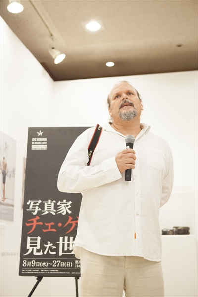 <p>約240点の写真が日本初公開「写真家チェ・ゲバラが見た世界」開催中</p>