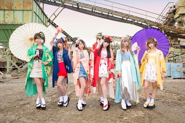 バンドじゃないもん!ライブ映像公開!LIVE DVD&BD 8・23発売