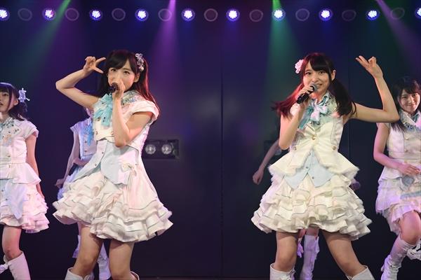 小栗有以&久保怜音がWセンター!AKB48「世界は夢に満ちている」公演開幕