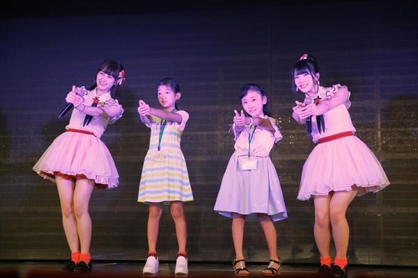 子供たちがNGT48劇場でお仕事体験!西潟茉莉奈&奈良未遥がダンスを手ほどき