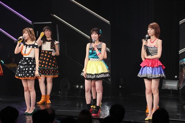 渡辺麻友、柏木由紀、指原莉乃が約7年ぶりに劇場で共演「本当に楽しかった!」