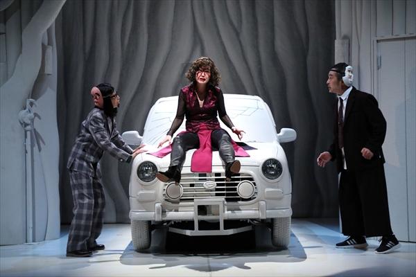松尾スズキ「役者の魂が燃える様を観てほしい」大人計画『業音』上演中