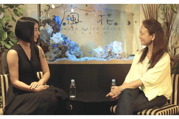 ヨシダナギ×佐々木芽生監督の対談映像公開『おクジラさま ふたつの正義の物語』