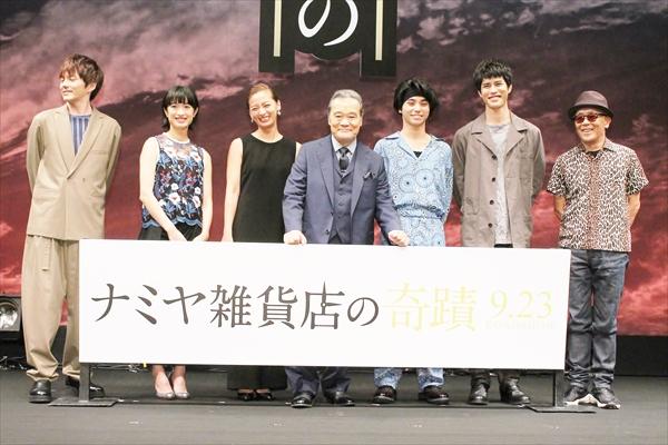 山田涼介と林遣都、西田敏行にとってのジェームス・ディーンはどっち!?
