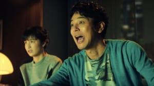 CM「DAZN 大画面で大興奮 篇」