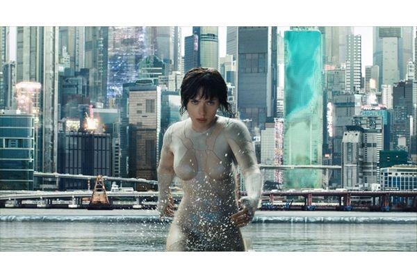 日本最大級の画面で「ゴースト・イン・ザ・シェル」を体感せよ!声優・田中敦子ナレーションの特別映像 8・23放映決定