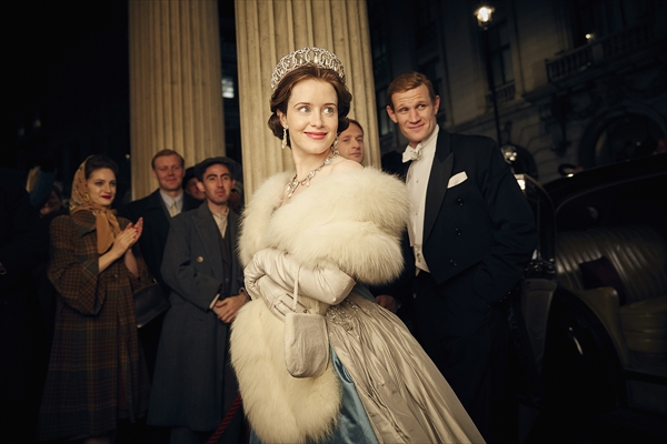 25歳で君主に…英エリザベス2世の波乱の人生を描く「ザ・クラウン」予告編解禁/DVD 11・8発売