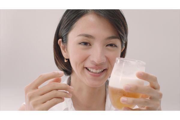 堤真一&満島ひかりが新旧「一番搾り」を飲みくらべて驚き!新CM 8・25放送開始