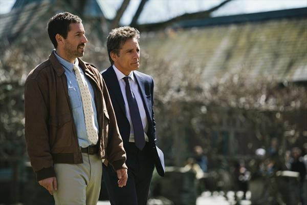 A・サンドラー、B・スティラーら名優集結 Netflix『マイヤーウィッツ家の人々(改訂版)』特別映像公開/10・13配信決定