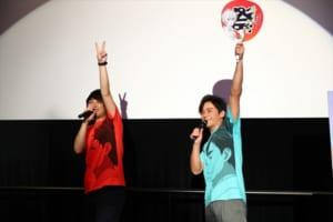 『KING OF PRISM -PRIDE the HERO-』4DX上映記念舞台あいさつ
