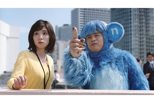 松岡茉優×バカリズム!「エン転職」新CM 9・1スタート