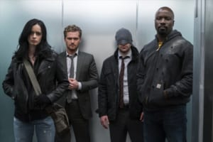 Netflixオリジナル『Marvel ザ・ディフェンダーズ』