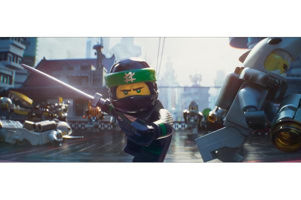 ジャニーズWESTが歌う主題歌「もう1%」収録!『レゴ ニンジャゴー ザ・ムービー』予告編解禁
