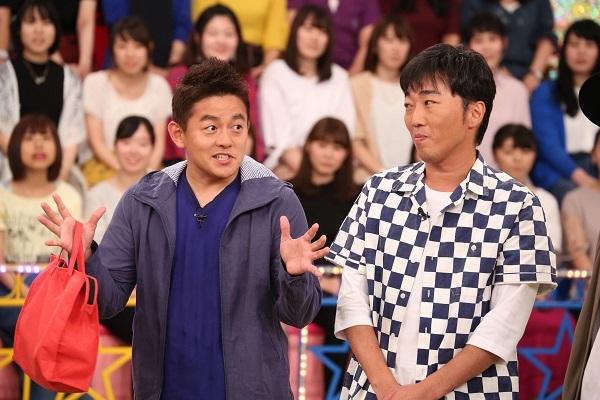 山田涼介が奇跡を起こす!? 村上虹郎らと嵐に挑む!『VS嵐』9・21放送