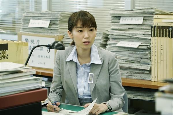 飯豊まりえが刑事役に初挑戦「私の新たな一面をお見せできると思う」『連続ドラマW 石つぶて』