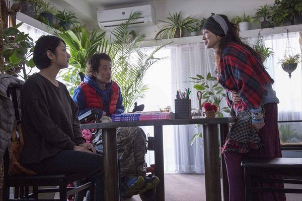 9・29公開映画「パーフェクト・レボリューション」よりリリー・フランキーと清野菜名の体当たり演技の一部を公開!